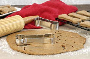 Lekkere hondenkoekjes maken
